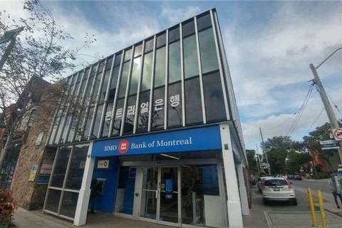Commercial property for lease at 640 Bloor St Apartment #201 Toronto Ontario - MLS: C4647784