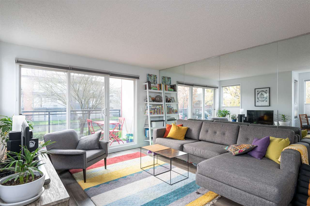 Sold: 201 - 659 East 8 Avenue, Vancouver, BC