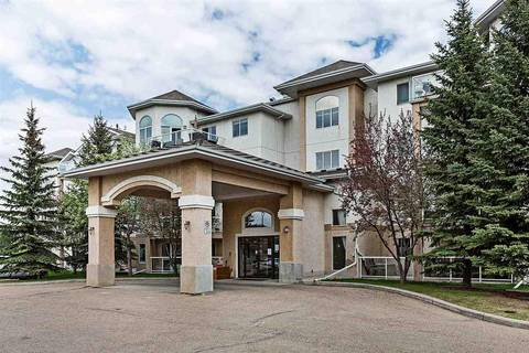 Condo for sale at 69 Crystal Ln Unit 201 Sherwood Park Alberta - MLS: E4158308