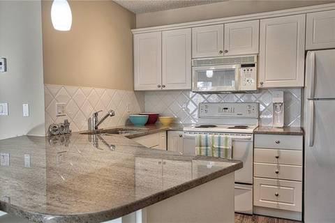 Condo for sale at 6900 Hunterview Dr Northwest Unit 201 Calgary Alberta - MLS: C4283318