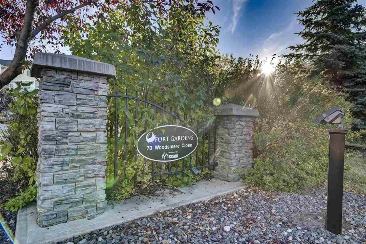 Condo for sale at 70 Woodsmere Cl Unit 201 Fort Saskatchewan Alberta - MLS: E4216208