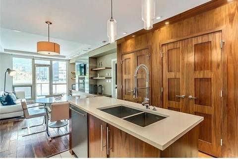 Condo for sale at 701 3 Ave Southwest Unit 201 Calgary Alberta - MLS: C4271547