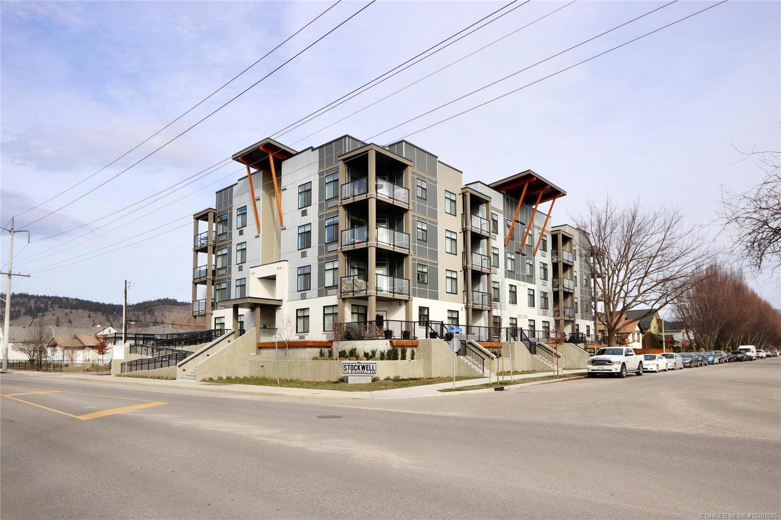 Condo for sale at 710 Stockwell Ave Unit 201 Kelowna British Columbia - MLS: 10201095