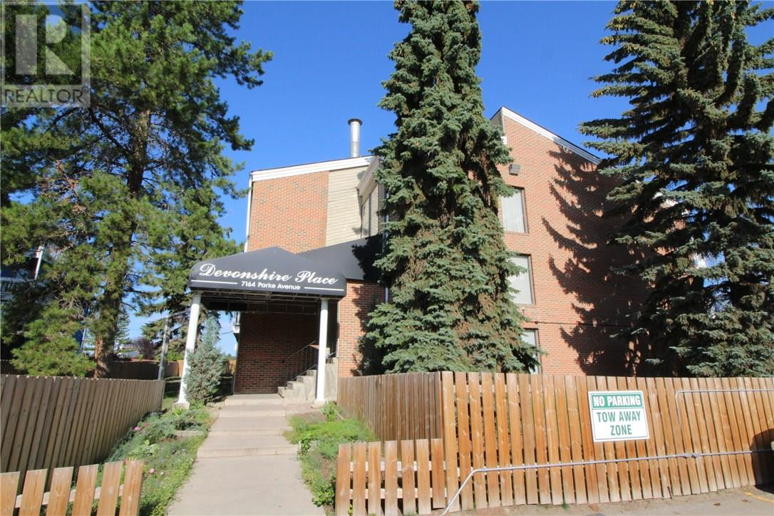 For Sale: 201 - 7164 Parke Avenue, Red Deer, AB | 2 Bed, 1 Bath Condo for $79,900. See 13 photos!