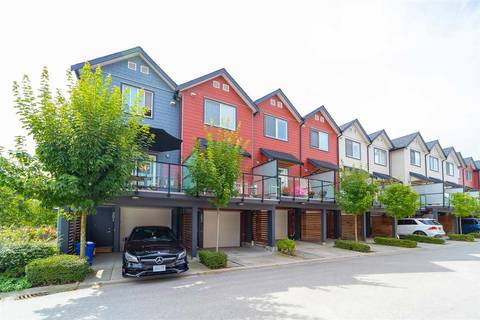 Townhouse for sale at 7533 Gilley Ave Unit 201 Burnaby British Columbia - MLS: R2443746