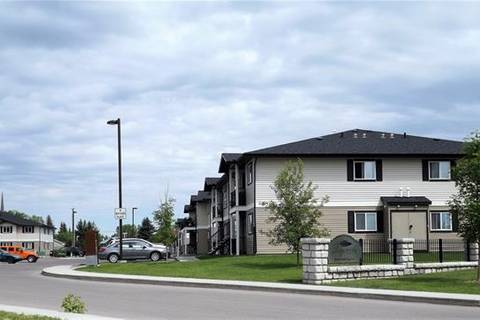 Condo for sale at 8 Bayside Pl Unit 201 Strathmore Alberta - MLS: C4232581