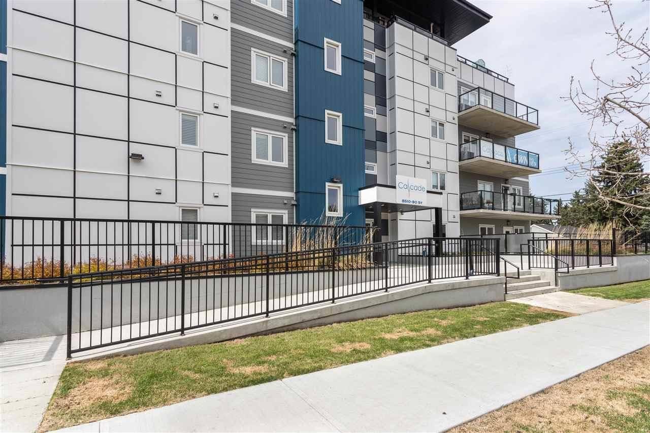 Condo for sale at 8510 90 St Nw Unit 201 Edmonton Alberta - MLS: E4187567