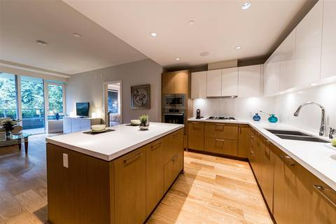 Condo for sale at 866 Arthur Erickson Pl Unit 201 West Vancouver British Columbia - MLS: R2435126