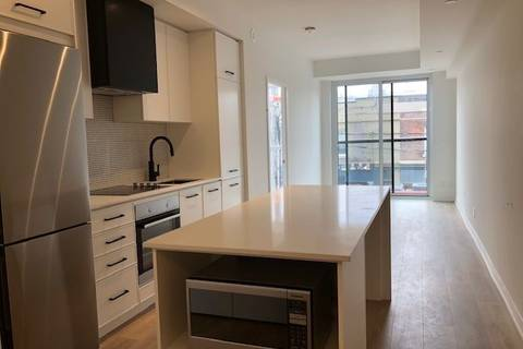 Apartment for rent at 899 Queen St Unit 201 Toronto Ontario - MLS: E4719149