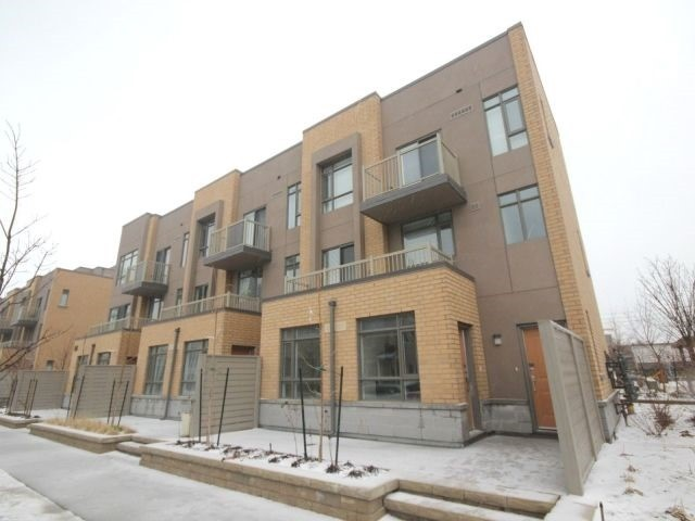 For Sale: 201 - 90 Orchid Place Drive, Toronto, ON | 1 Bed, 1 Bath Townhouse for $348,800. See 9 photos!