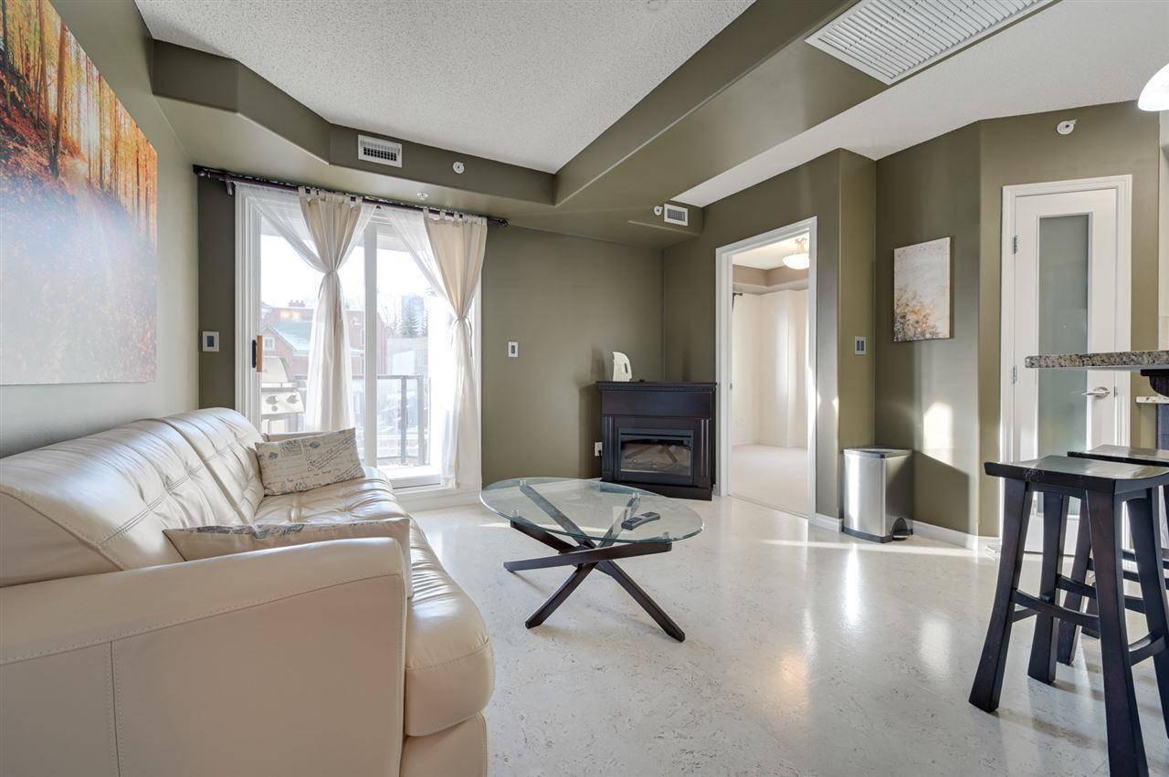 Condo for sale at 9707 106 St Nw Unit 201 Edmonton Alberta - MLS: E4179364