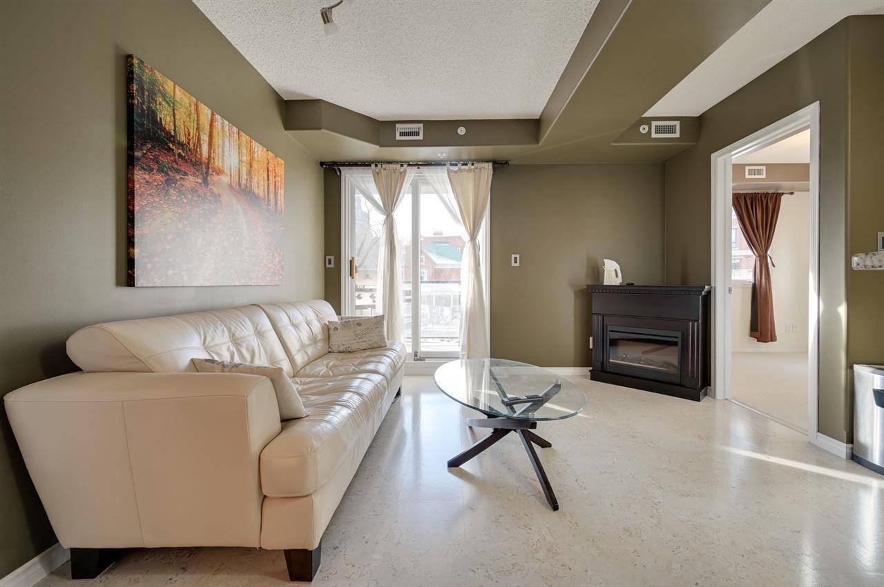 Condo for sale at 9707 106 St Nw Unit 201 Edmonton Alberta - MLS: E4186635