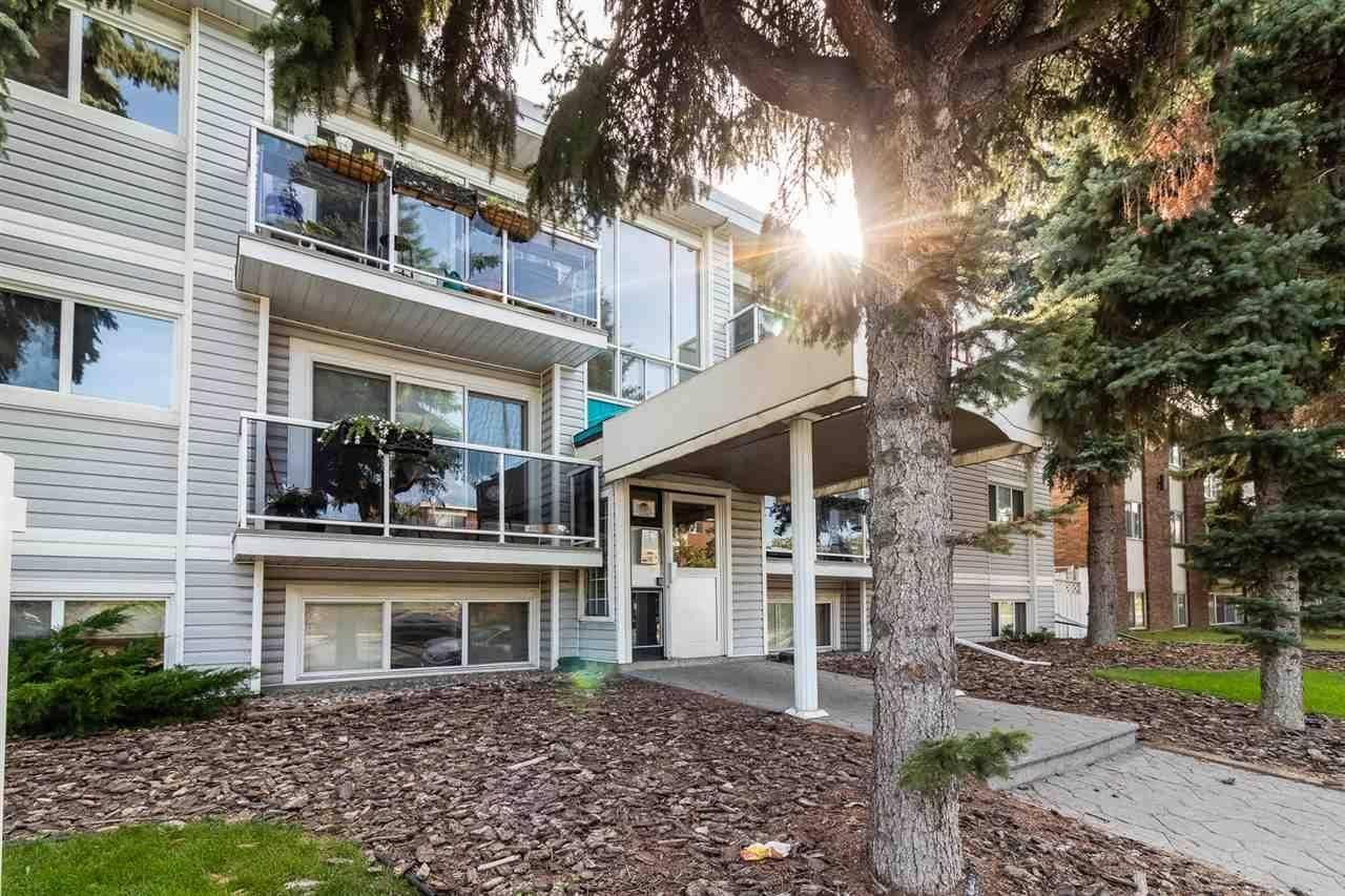 Condo for sale at 9725 82 Ave Nw Unit 201 Edmonton Alberta - MLS: E4173900