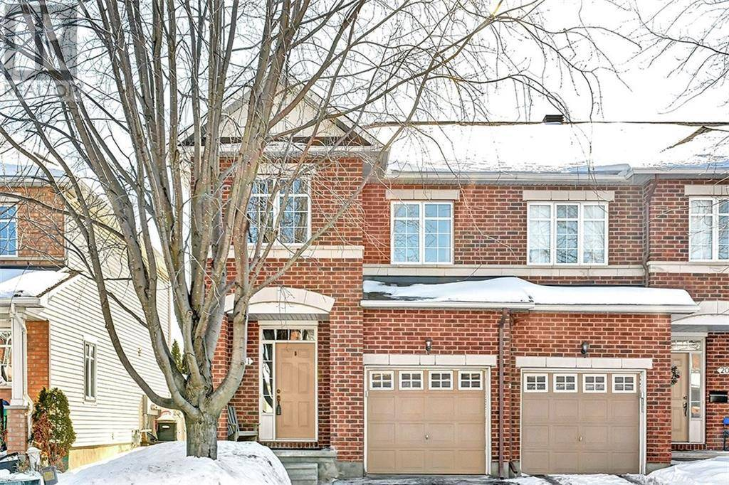 Townhouse for sale at 201 Deercroft Ave Nepean Ontario - MLS: 1182875