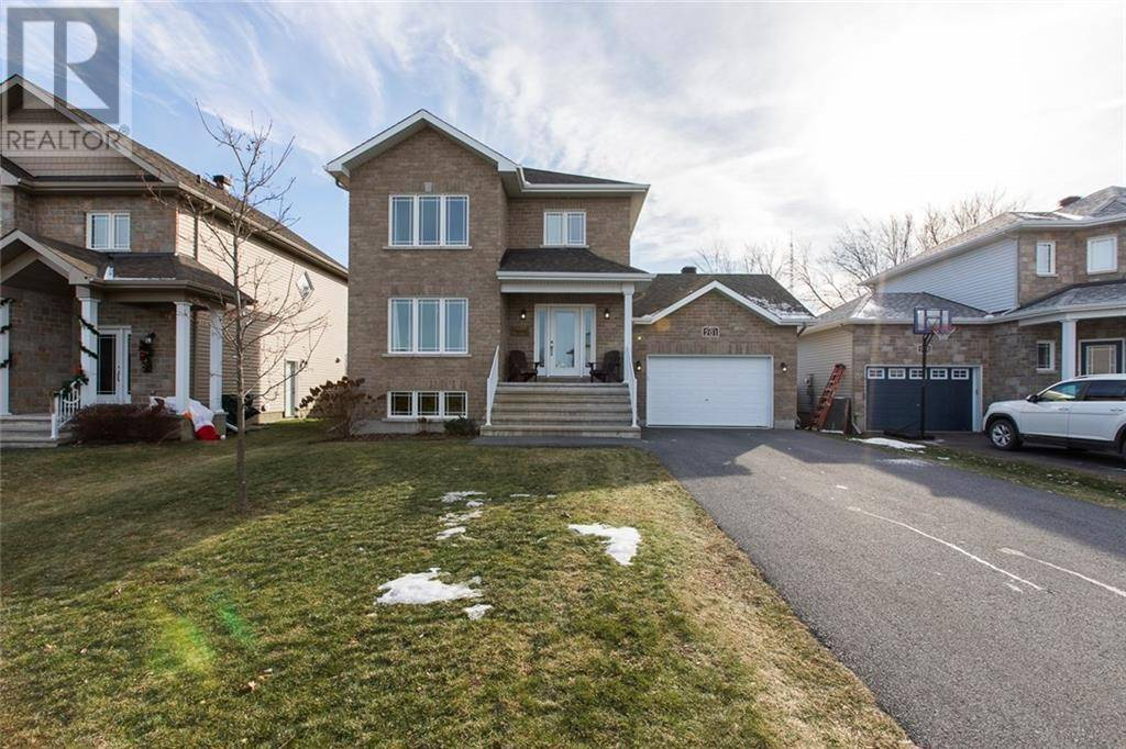 House for sale at 201 Des Pins St Russell Ontario - MLS: 1176945