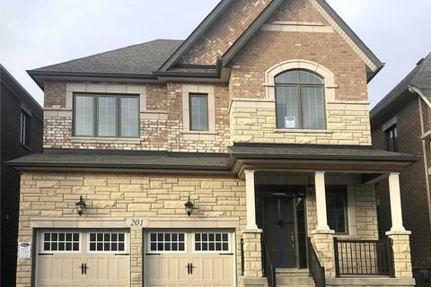 House for sale at 201 Faust Rdge Vaughan Ontario - MLS: N4729762