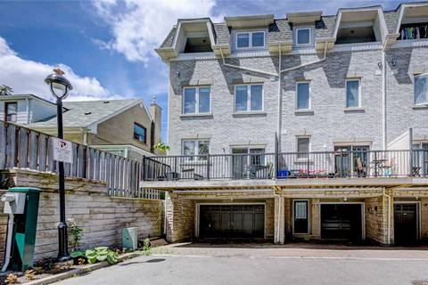 Townhouse for sale at 201 Finch Ave Toronto Ontario - MLS: C4489238