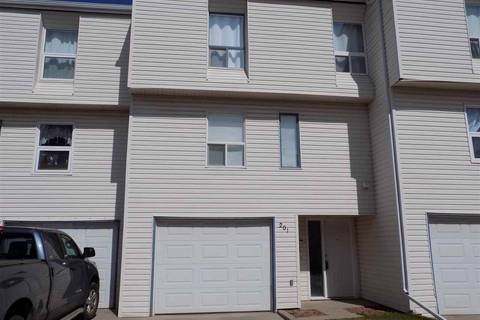 Townhouse for sale at 201 Kingsfield Village Leduc Alberta - MLS: E4152569