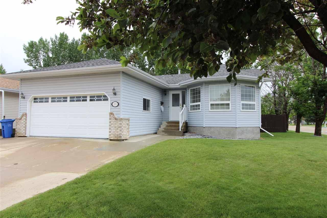 House for sale at 201 Norwood Ct Wetaskiwin Alberta - MLS: E4187490