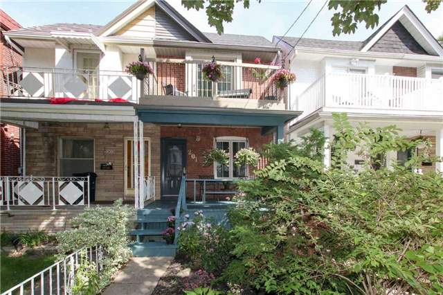 Sold: 201 Parkmount Road, Toronto, ON
