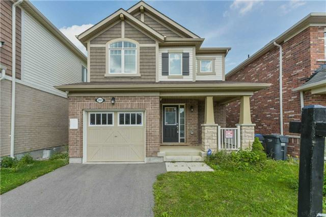 House for sale at 201 Robert Parkinson Drive Brampton Ontario - MLS: W4289892