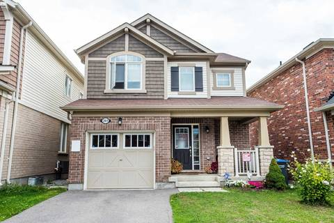 House for sale at 201 Robert Parkinson Dr Brampton Ontario - MLS: W4578177