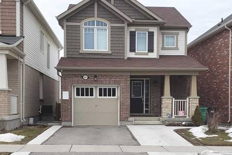 House for sale at 201 Robert Parkinson Dr Brampton Ontario - MLS: W4702097