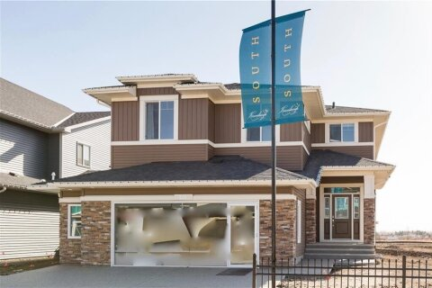 House for sale at 201 Sandpiper Blvd Chestermere Alberta - MLS: A1036382