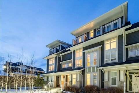 Townhouse for sale at 201 Silverado Plains Pk Southwest Calgary Alberta - MLS: C4299654