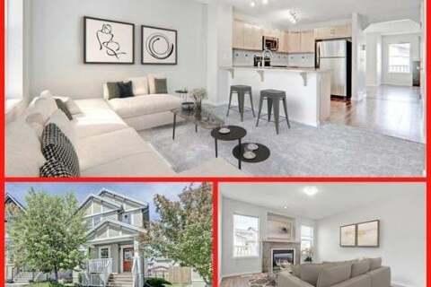 House for sale at 201 Silverado Range Vw SW Calgary Alberta - MLS: C4301526