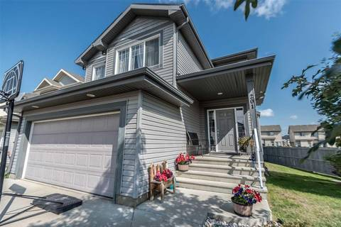 House for sale at 201 Silverstone Cres Stony Plain Alberta - MLS: E4152549