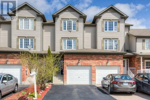 Townhouse for sale at 201 Sophia Cres Kitchener Ontario - MLS: 30727955