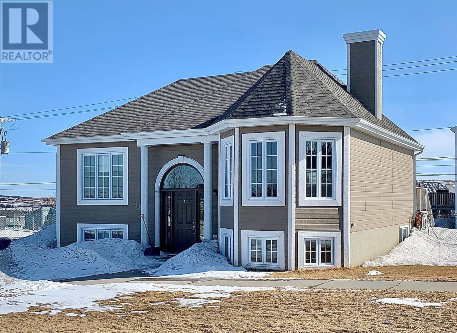 House for sale at 201 Sparrow St Labrador City Newfoundland - MLS: 1212963