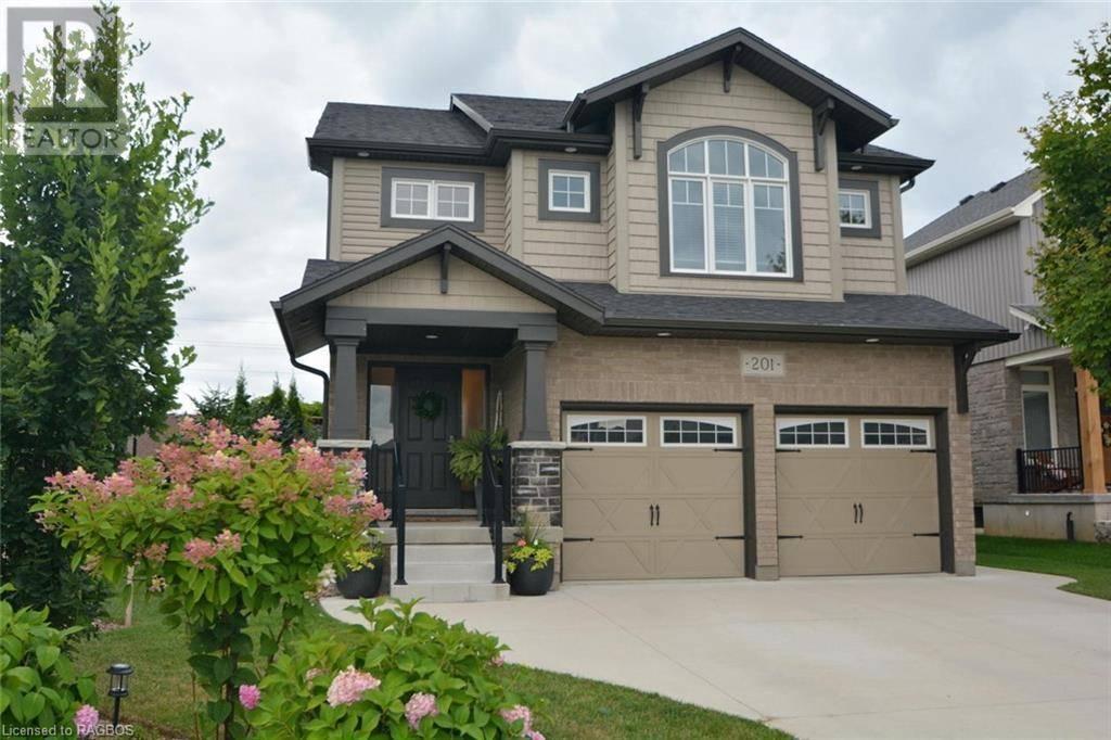 House for sale at 201 Summerside Pl Port Elgin Ontario - MLS: 234019