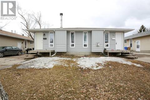 Townhouse for sale at 201 Thomson Ave Regina Saskatchewan - MLS: SK763954