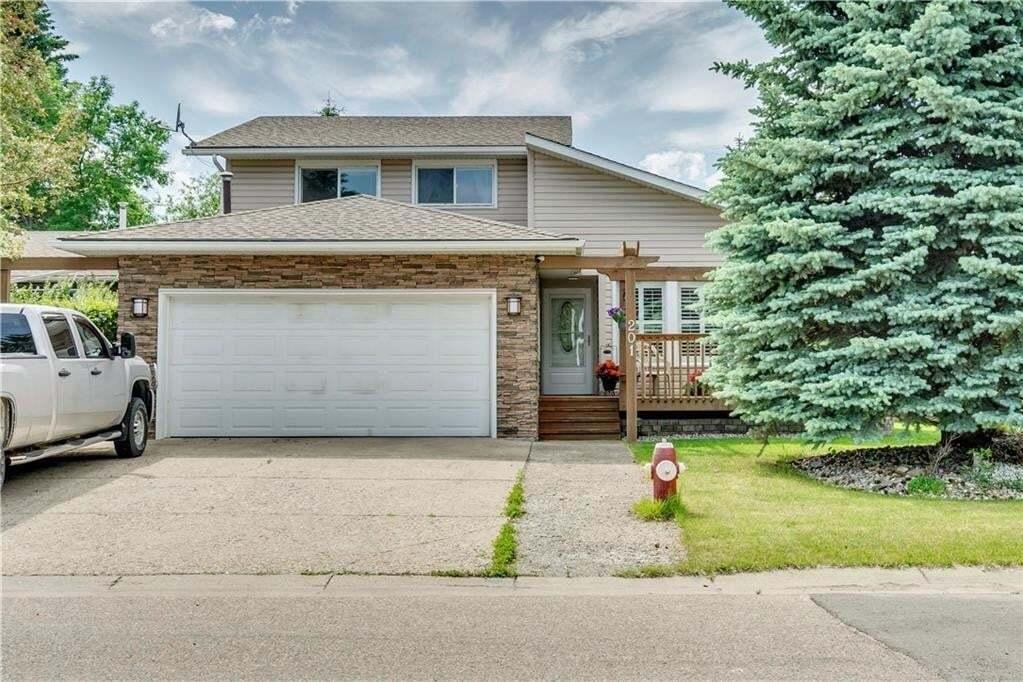 House for sale at 201 Woodrow Pl Woodhaven, Okotoks Alberta - MLS: C4305957