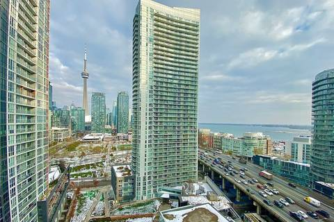 Apartment for rent at 70 Queens Wharf Rd Unit 2010 Toronto Ontario - MLS: C4637039
