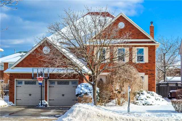 Sold: 2010 Granby Drive, Oakville, ON