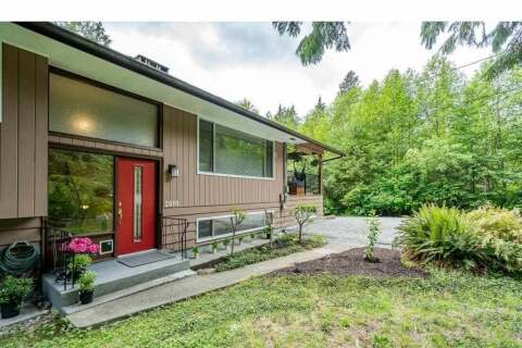 House for sale at 2010 Sunnyside Rd Anmore British Columbia - MLS: R2459171