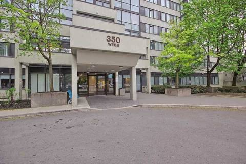 Condo for sale at 350 Webb Dr Unit 2011 Mississauga Ontario - MLS: W4491880