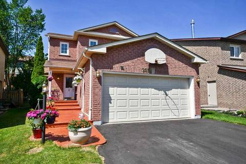 House for sale at 2012 Blue Ridge Cres Pickering Ontario - MLS: E4521396