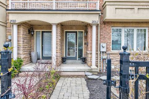 Townhouse for sale at 2012 Lakeshore Rd Mississauga Ontario - MLS: W4476398