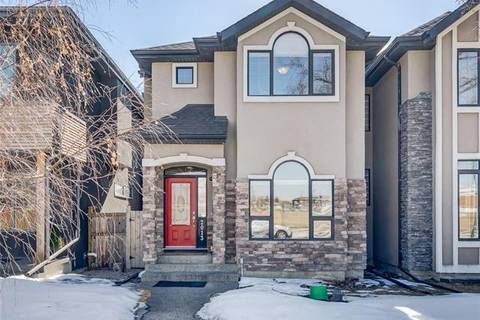 Townhouse for sale at 2013 40 Ave Southwest Calgary Alberta - MLS: C4235450