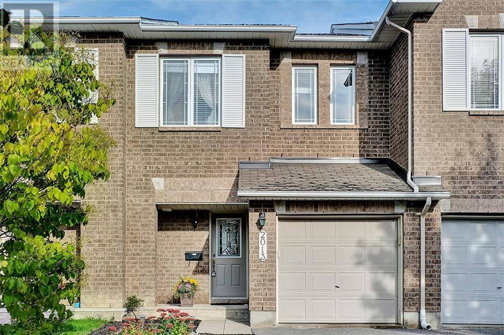 Townhouse for sale at 2013 Boisfranc Circ Ottawa Ontario - MLS: 1172363