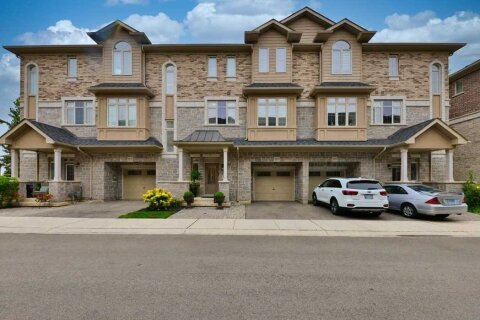 Townhouse for sale at 2013 Deerview Common  Oakville Ontario - MLS: W5086230