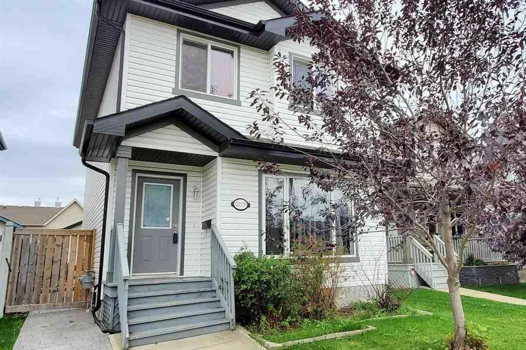 House for sale at 20139 58 Av NW Edmonton Alberta - MLS: E4214086