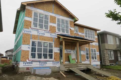 Townhouse for sale at 2014 Cavanagh Dr Sw Edmonton Alberta - MLS: E4086836