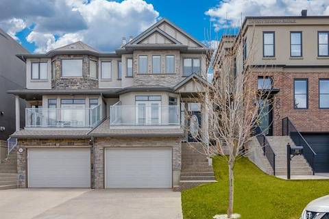 Townhouse for sale at 2015 27 Ave Southwest Calgary Alberta - MLS: C4296149