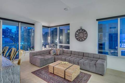 Condo for sale at 68 Smithe St Unit 2015 Vancouver British Columbia - MLS: R2402406