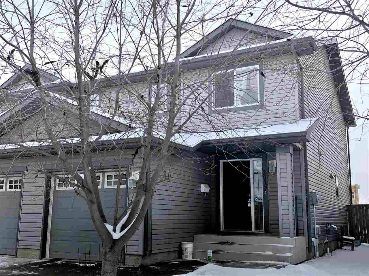 Townhouse for sale at 2015 Hammond Cs Nw Edmonton Alberta - MLS: E4182386
